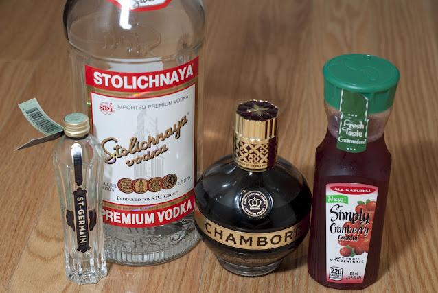 La Boheme ingredients