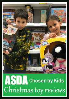 Asda Chosen by Kids toy reviews