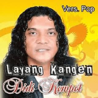 Lirik Lagu Layang Kangen - Didi Kempot
