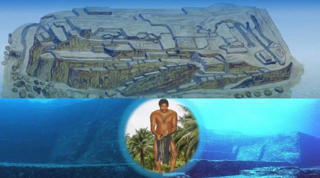 Underwater ruins of Yonaguni and the legend of the giants  Underwater%2Bruins%2BYonaguni%2B%2Blegend%2Bof%2Bthe%2Bgiants