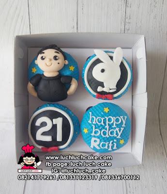 Cupcake Cowok Playboy
