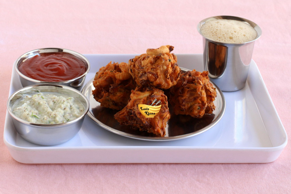 Kathal Pakora Recipe in Hindi