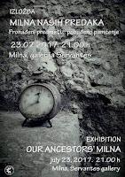 Izložba Milna naših predaka Milna slike otok Brač Online
