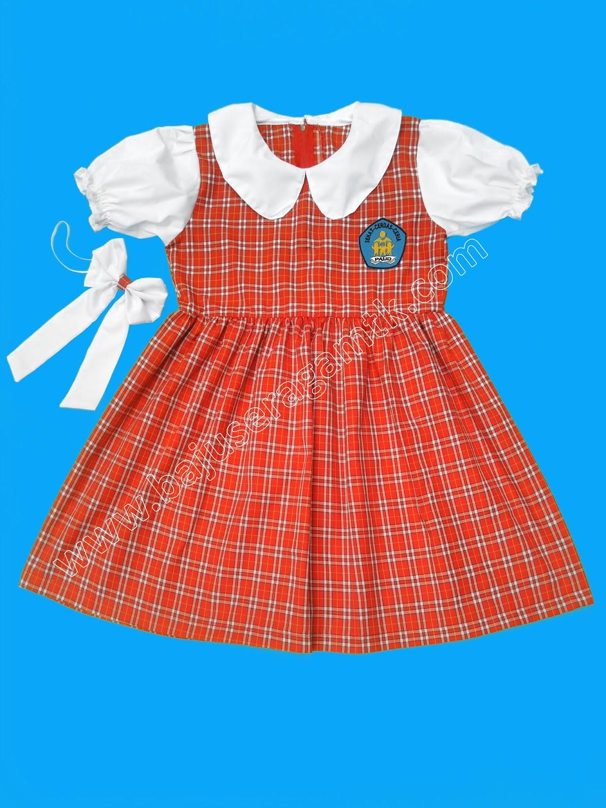 model seragam anak tk terbaru