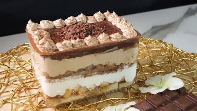 Resep Tiramissu Dessert Box Ekonomis Ala Tasyi Athasyia