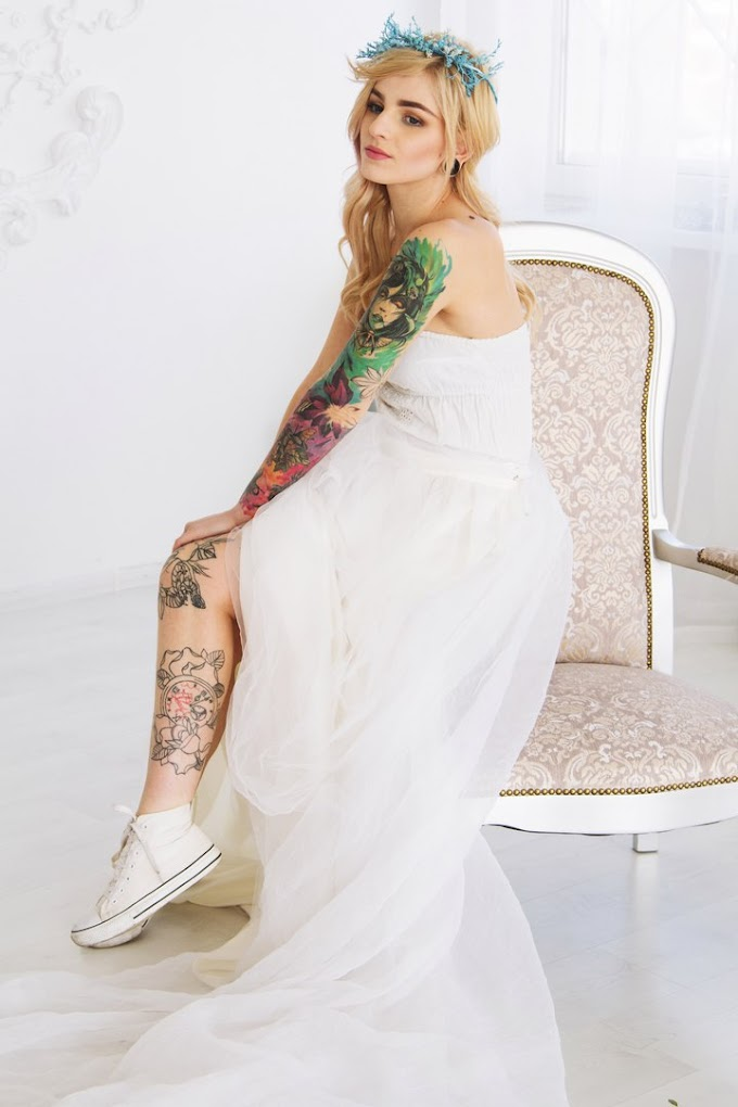 White dress crown girl | HD Stock Image Free download