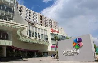 Pentacity Mall Balikpapan
