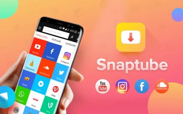 تحميل النسخة برو لـ Snaptube بدون إعلانات مجانا