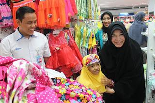 Di Aceh, PKPU Belanja Bareng 200 Anak Yatim