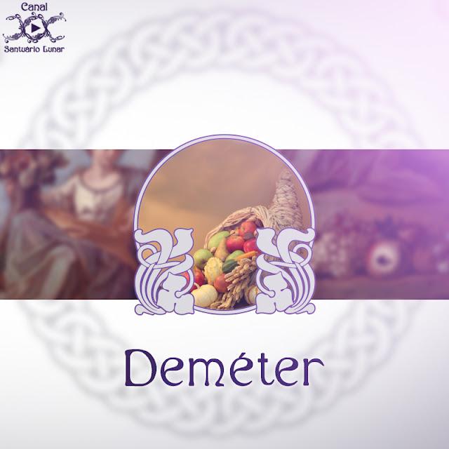 Deméter - Deusa da agricultura e da fertilidade | Wicca, Magia, Bruxaria, Paganismo