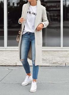 Outfit con cappotto