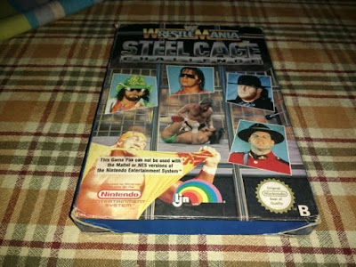 wf steelcage planchado