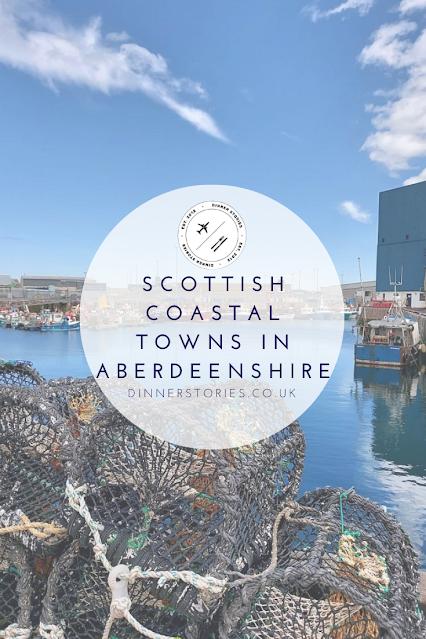 PIN: Scottish Coastal Towns in Aberdeenshire