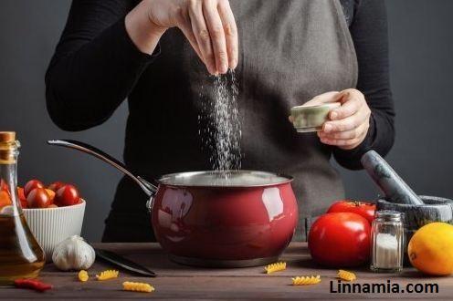 Bahaya garam kolestrol obesitas asma kehilangan memori demensia kelebihan air dalam tubuh obesitas maniere