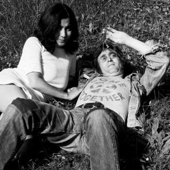 John Lennon Come Together tshirt.  PYGear.com