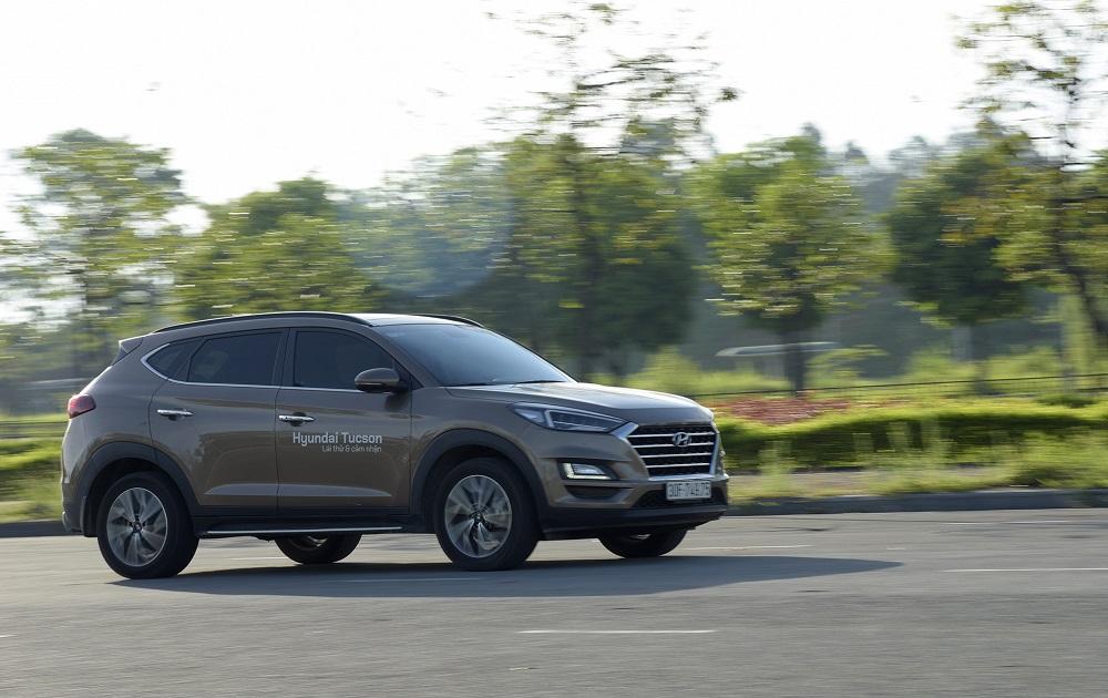 Hyundai Tucson 2020 - Dám khác biệt