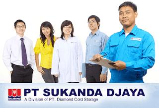 Lowongan Kerja Terbaru Cibitung PT Sukanda Djaya (Diamond)