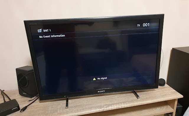 Sony KDL-32EX650 TV - 7 years later