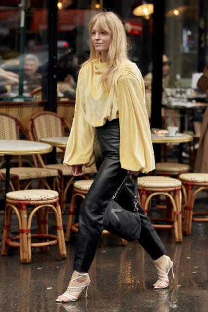Стильный образ модные брюки 4-4