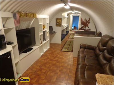 10 INCREDIBLE and Amazing Survival Bunkers Rich People Invest In