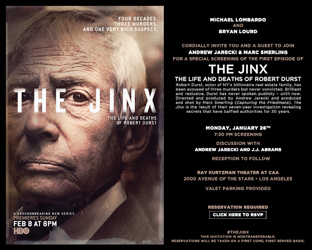 The Jinx: The Life and Deaths of Robert Durst (2016-) ταινιες online seires oipeirates greek subs