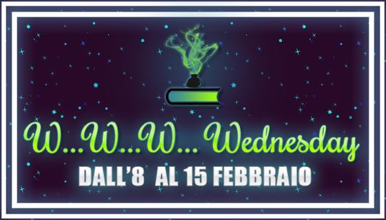 W...W...W... Wednesdays #24
