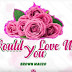 Audio:Brown Mauzo - Would you love me:Download