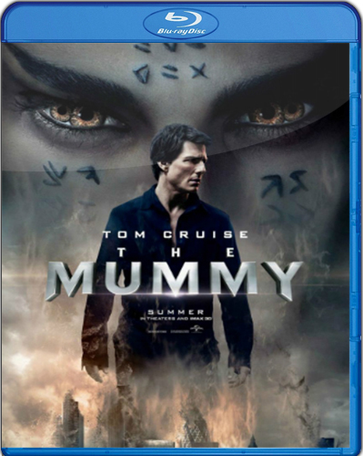 The Mummy [2017] [BD25] [Latino] [Version sin Cinavia]