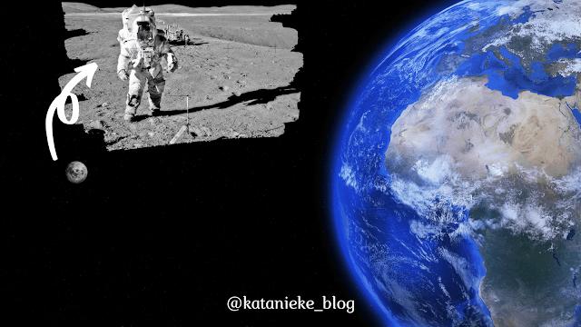 Astronot ke bulan