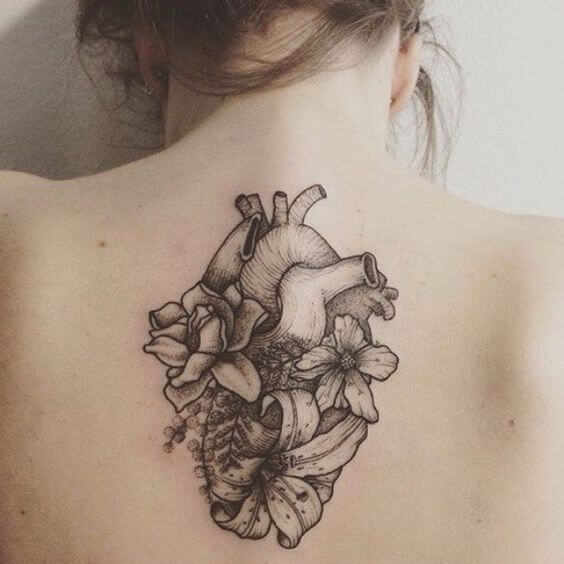 small tattoo healing process