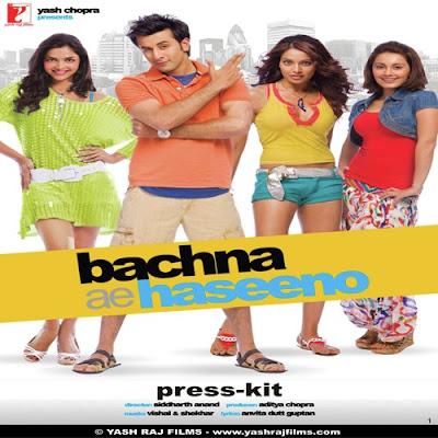 Download Bachna Ae Haseeno (2008) Hindi Full Movie 480p [400MB] | 720p [1GB]