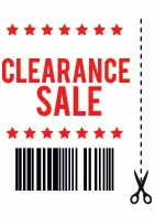 living style clearance sale offer