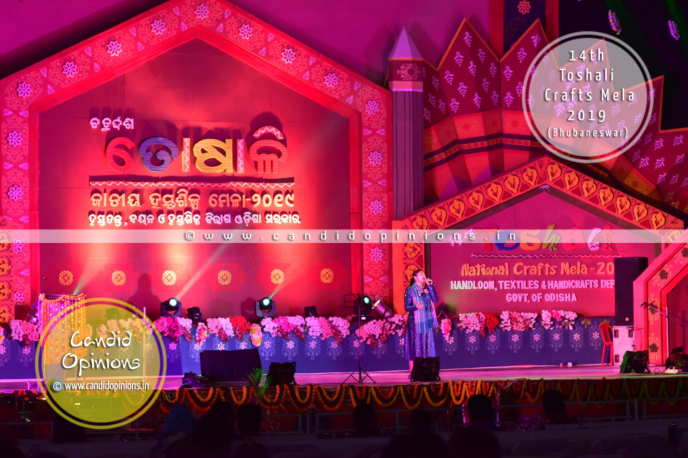 Toshali National Crafts Mela 2019 at Bhubaneswar