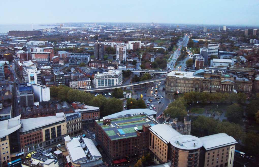 Liverpool | Cidade da Inglaterra [Reino Unido]