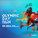 Lazada Olympic Day Run • 2019