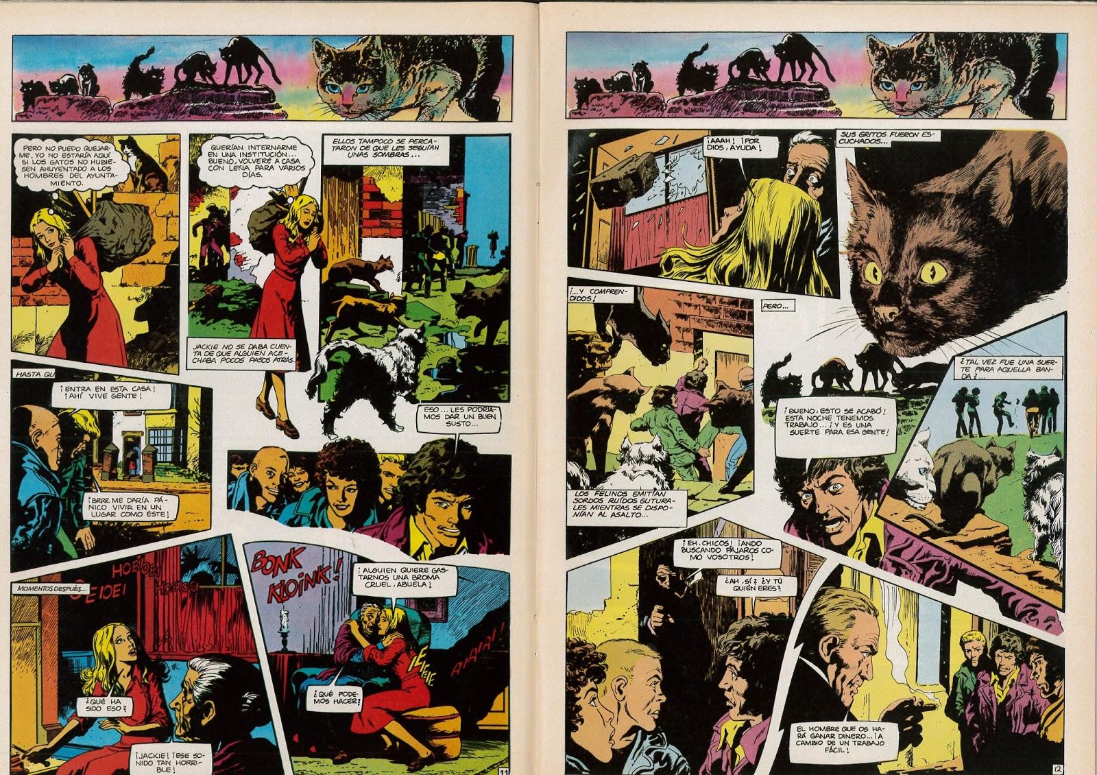 la maginoteca: Pecosa\'s Coloured British Comics