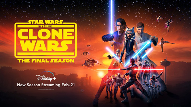 Star Wars: The Clone Wars Temporada 7 [12/12] Español Latino & Sub Español Mega