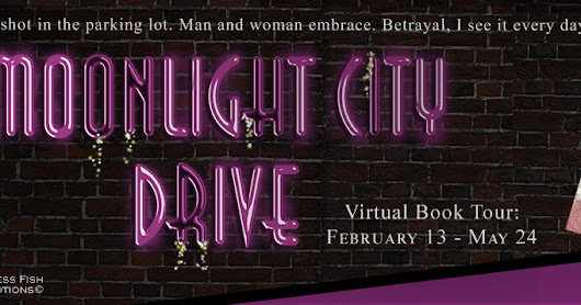 Virtual Book Tour: Moonlight City Drive by Brian Paone