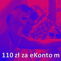 Zyskaj 110 zł za eKonto m w promocji mBanku