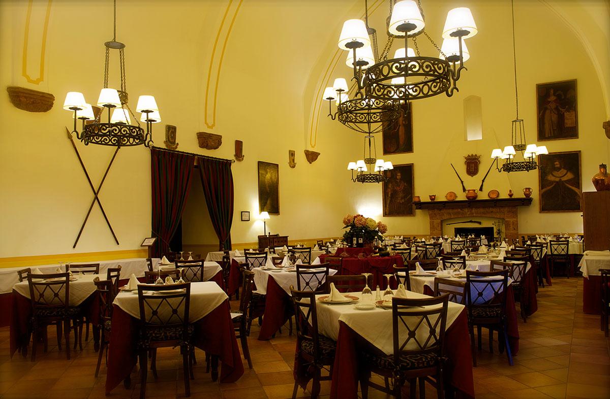 restaurante reyes aragon monasterio piedra