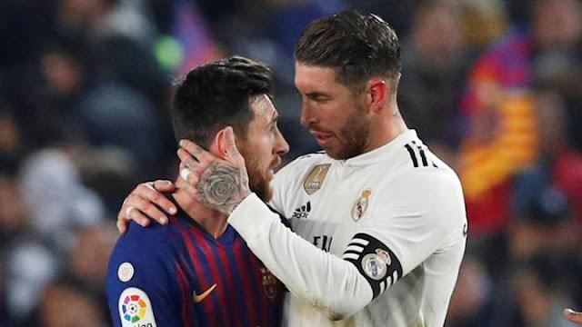 مشاهدة مباراة برشلونة وريال مدريد بث مباشر اليوم