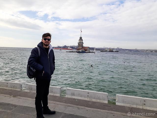 Harun İstenci ve Kız Kulesi - Üsküdar, İstanbul | Ocak 2020