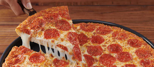 Pizza Hut Releases New Stuffed Crust Pan Pizza Brand Eating