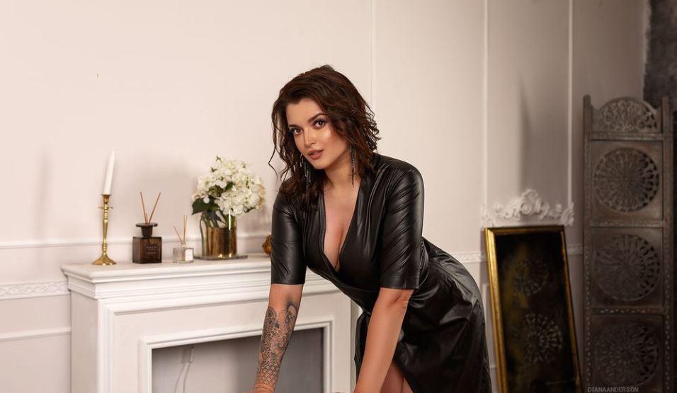 DianaAnderson Model GlamourCams