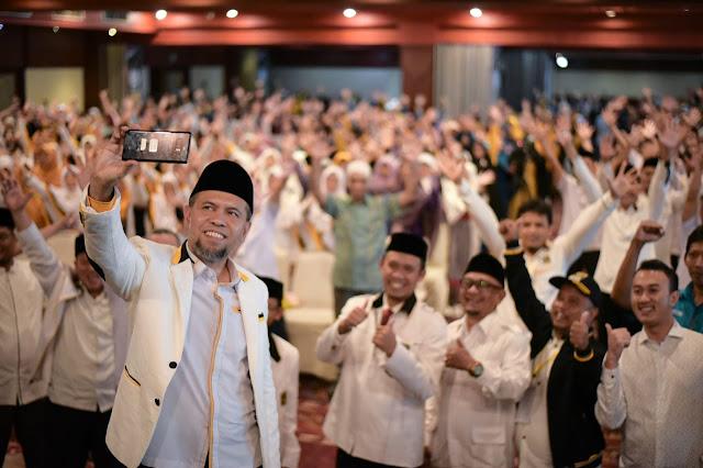 Ini Rekomendasi Rakorda PKS Kota Medan 2020