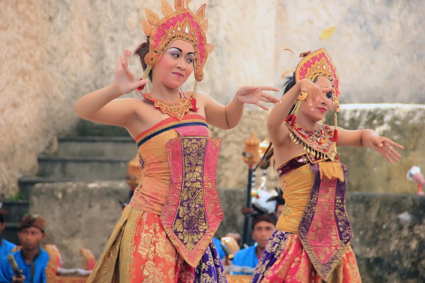 Tari Cilinaya, Tarian Tradisional Dari Bali