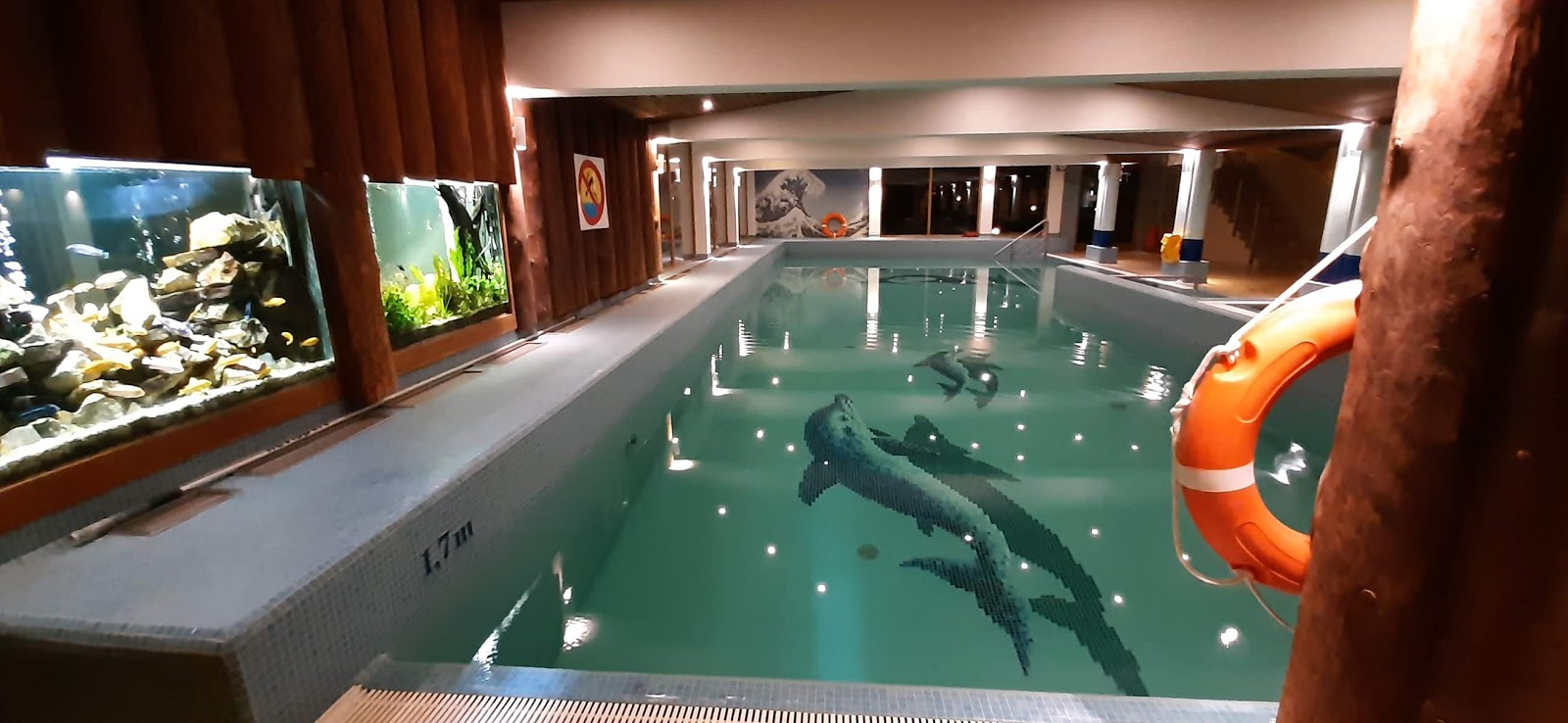 basen w spa