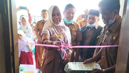 Camat Sutera Resmikan Rumah Tahfidz Quran Padang Laweh
