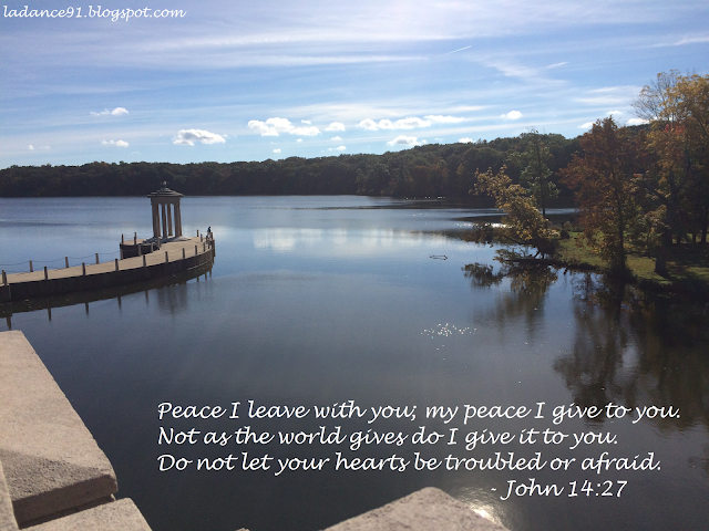 john 14:27; mundelein seminary; searching for and maintaining peace; jacques philippe