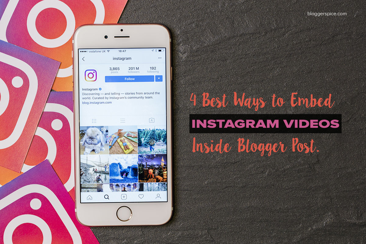 How to Show/Embed an Instagram Photo in a WordPress Post or Page